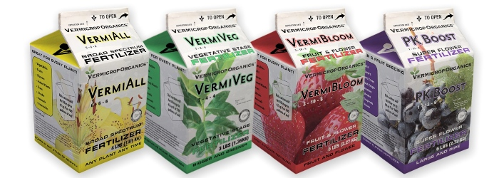 15% OFF All In Stock Vermicrop Organics Products